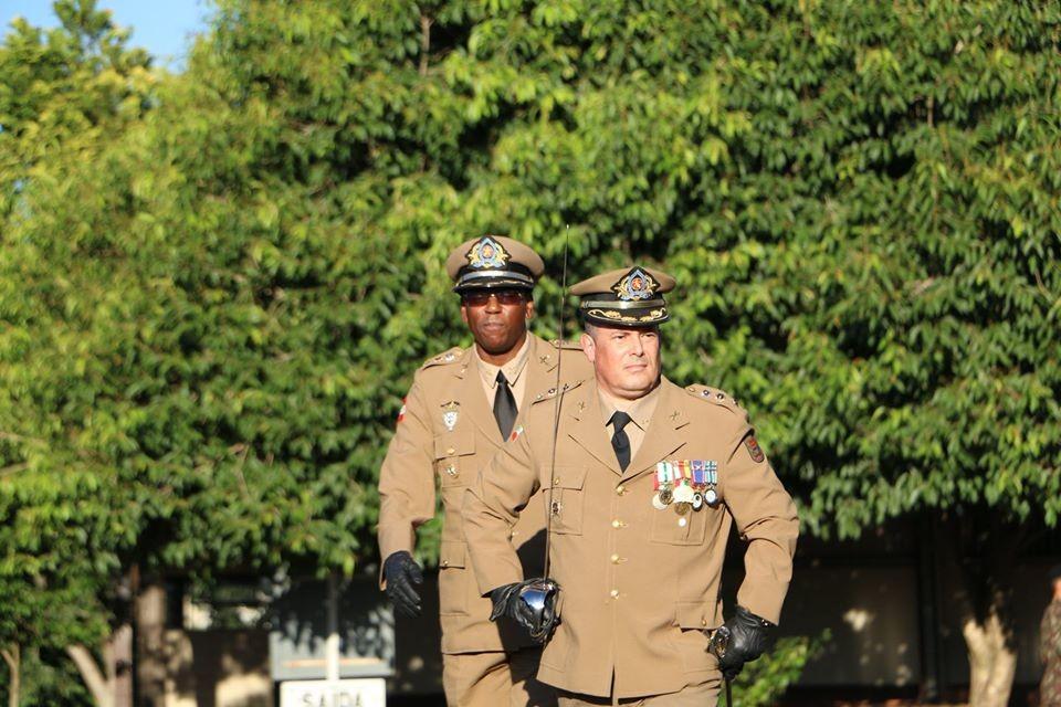 Polícia Militar tem novos comandantes no Extremo-Oeste