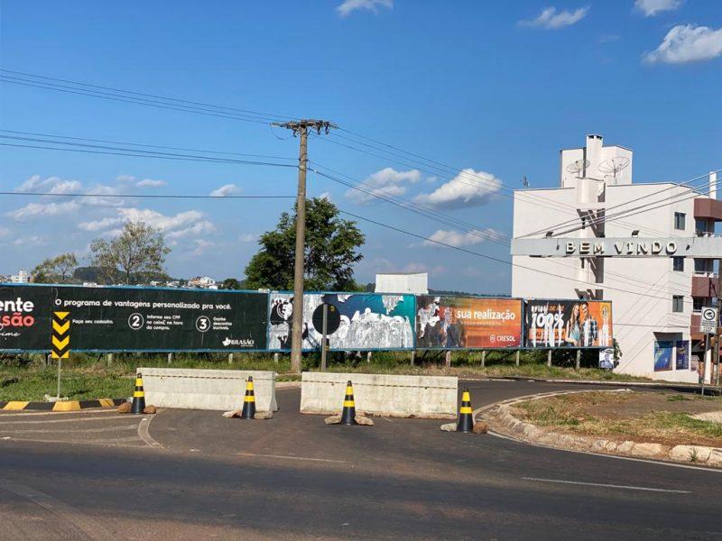 A prefeitura de Xaxim, no Oeste de SC, criou uma triagem sanitária | Foto: Divulgação
