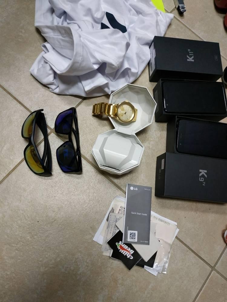 Jovens de São Miguel do Oeste são presos em shopping de Chapecó com dinheiro roubado