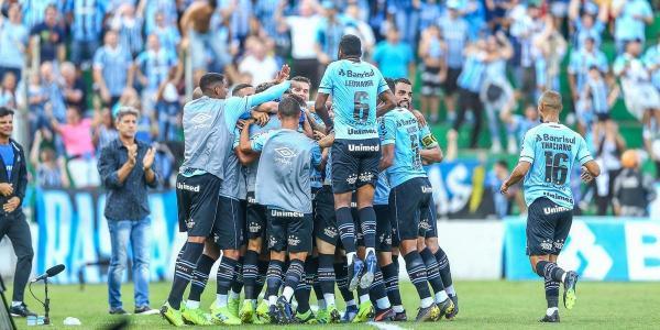 Lucas Uebel   Grêmio