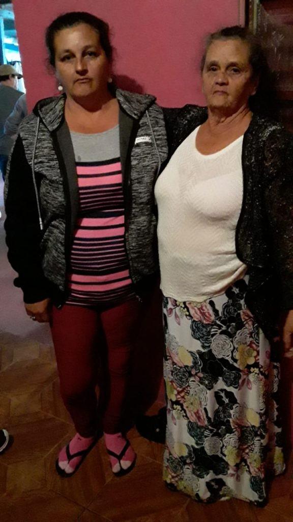 Mãe e filha se reencontram após 30 anos em São Miguel do Oeste
