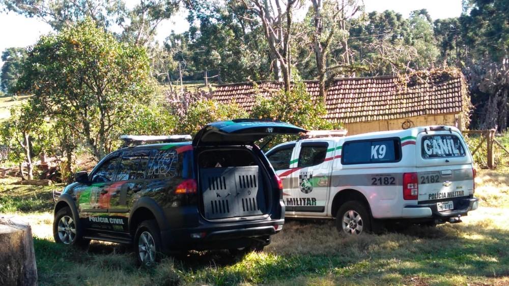 Buscas por homem desaparecido continuam em Palma Sola