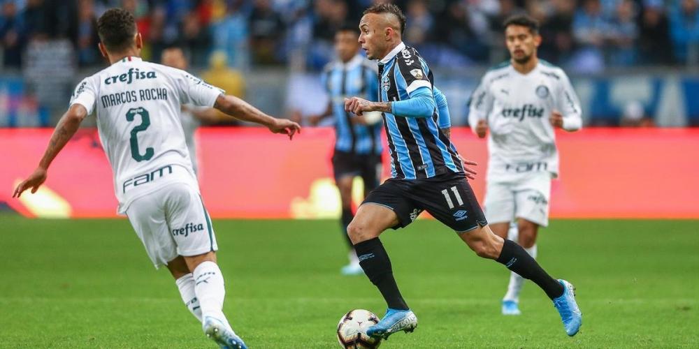 Lucas Uebel / Grêmio / Divulgação / CP