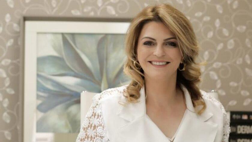 Dermatologista Luciane Cela (Foto: Josi Di Domenico)