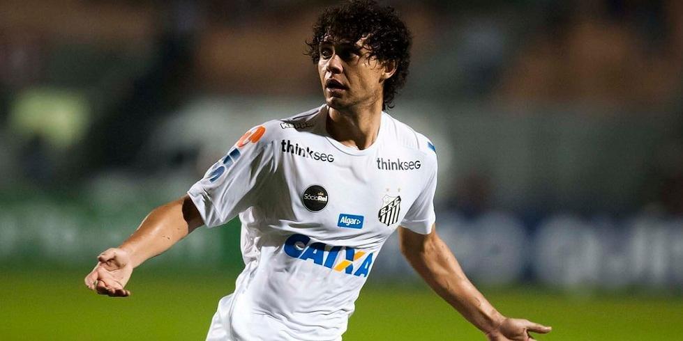 Ivan Storti / Santos FC / Divulgalção / CP