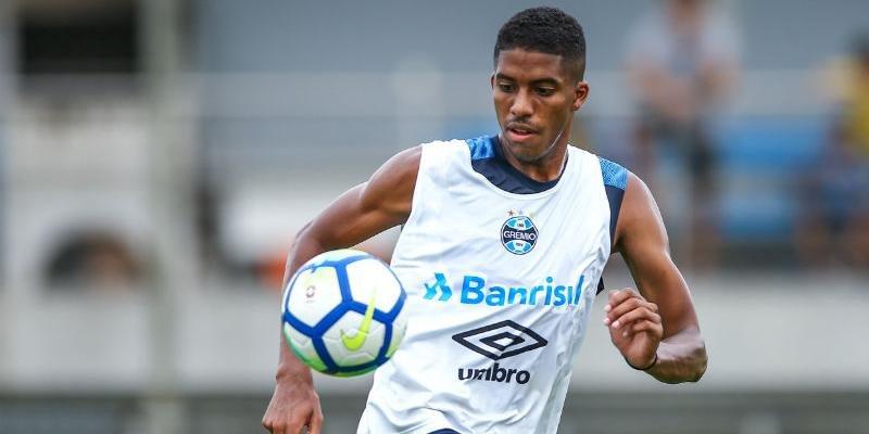 Lucas Uebel / Grêmio / Divulgação / CP Memória