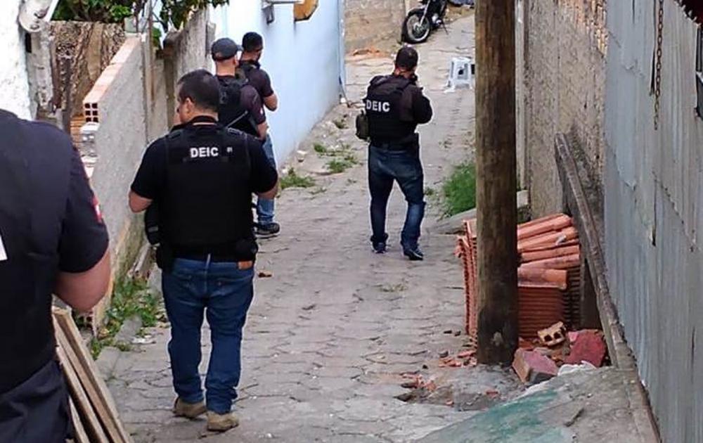 Delegacia de Repressão ao Crime Organizado