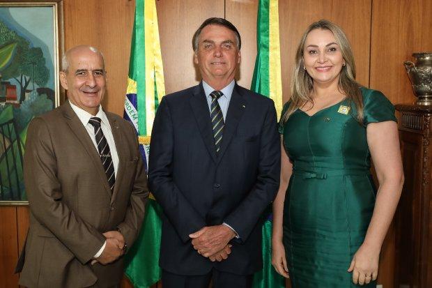 Marcos Corrêa | Presidência da República