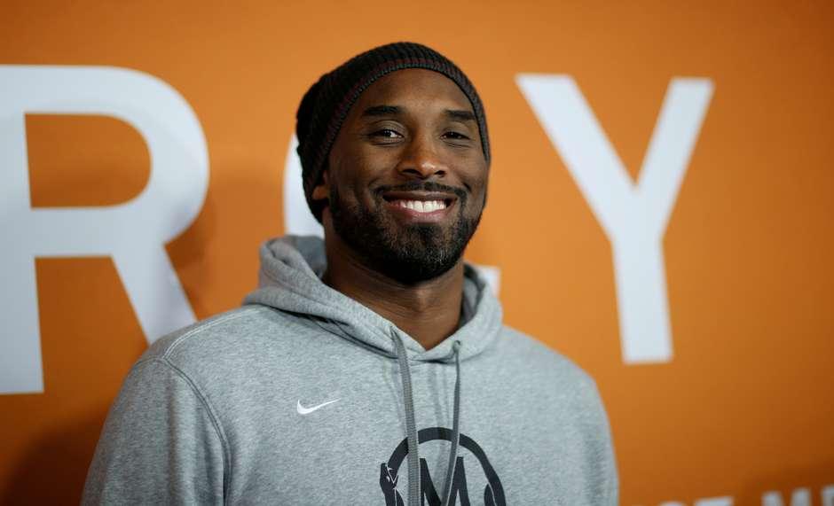 Ex-jogador de basquete / Kobe Bryant / Mario Anzuoni / Reuters