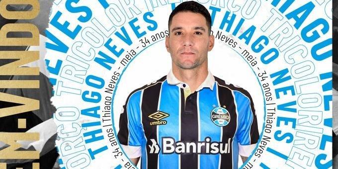 Grêmio / Divulgação / CP
