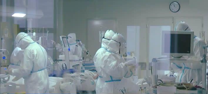 Hubei é a província mais afetada pelo novo coronavírus – Reprodução/R7