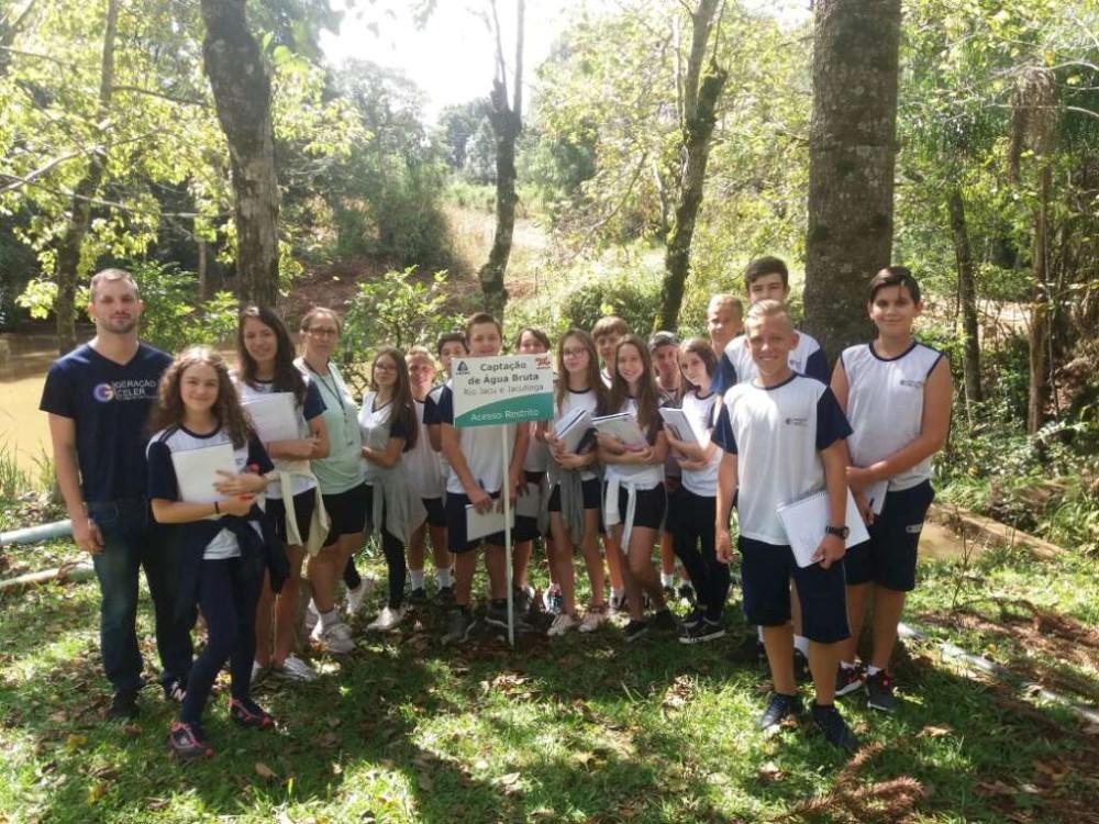 Dia Mundial da Água: escolas podem agendar visitas em unidades da CASAN de todo o Estado