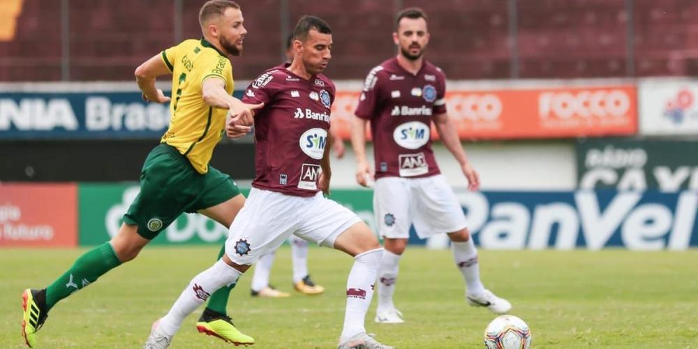 Luiz Erbes/S.E.R. Caxias