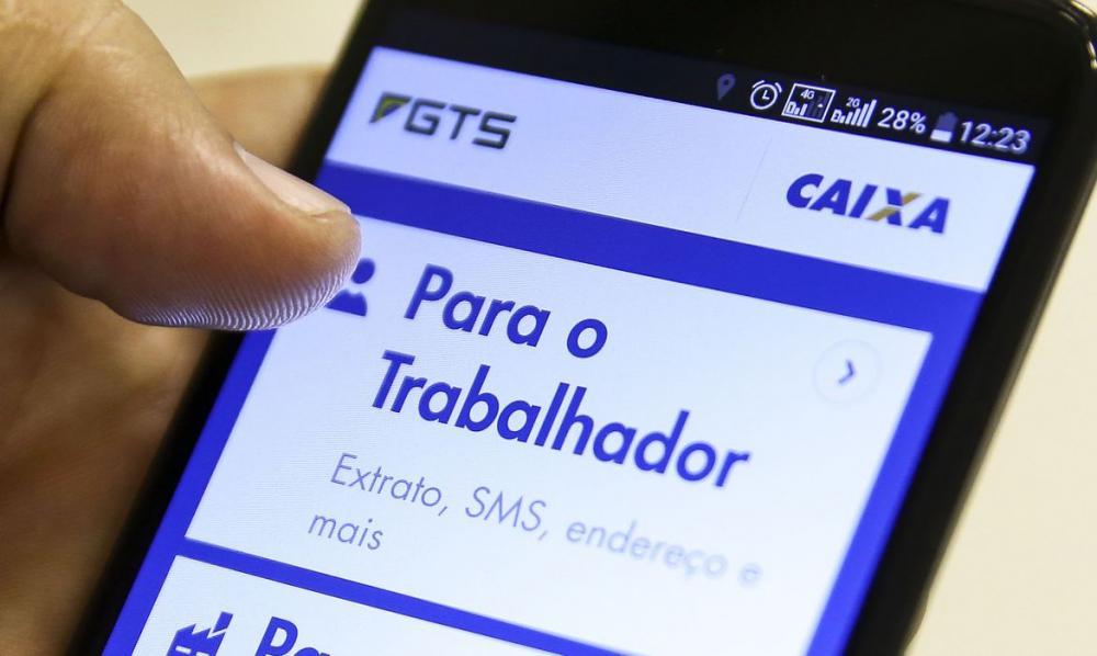 Saque FGTS 100% digital é lançado pela Caixa