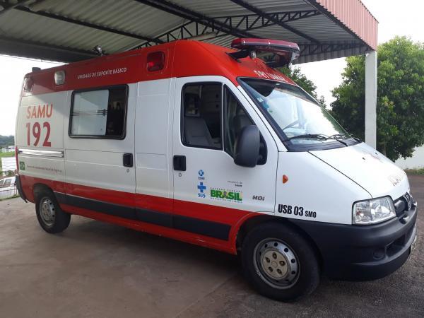 SAMU tem serviço parcialmente desativado em São Miguel do Oeste
