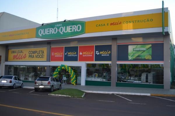 Lojas Quero-Quero amplia linha de materiais de construção e acabamentos em São Miguel do Oeste